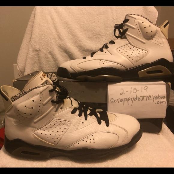 timeless design 01dea 91724 Nike Jordan retro 6 Motorsport